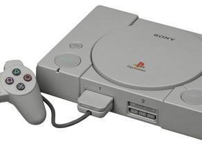 Videogame Playstation classic com 20 jogos na memória