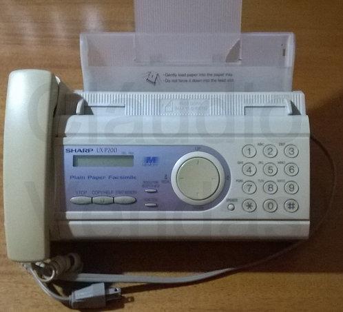 Fax - Sharp UX-P200