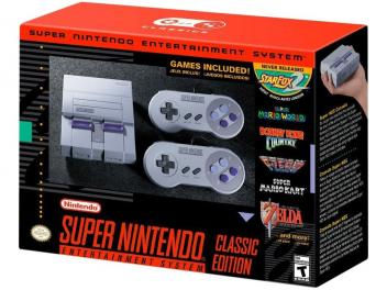Supe Nintendo Classic Ed. - Magazine Você - Loja do Colecionador