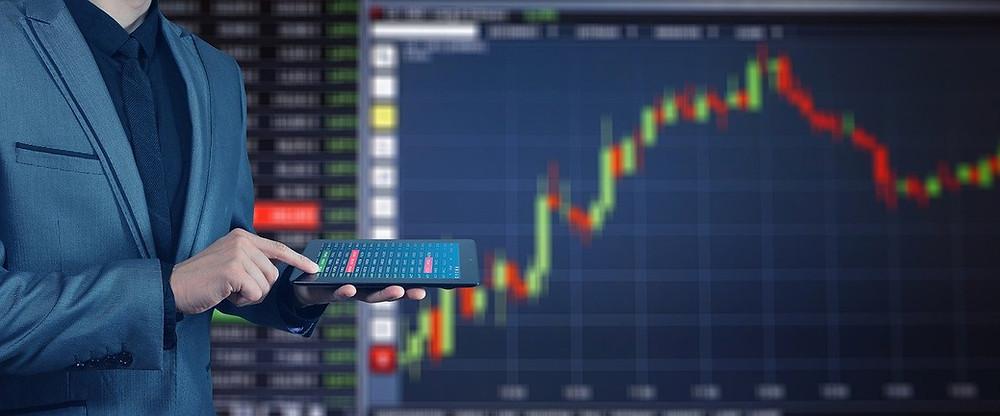 Lista de Ações presentes na bolsa de valores