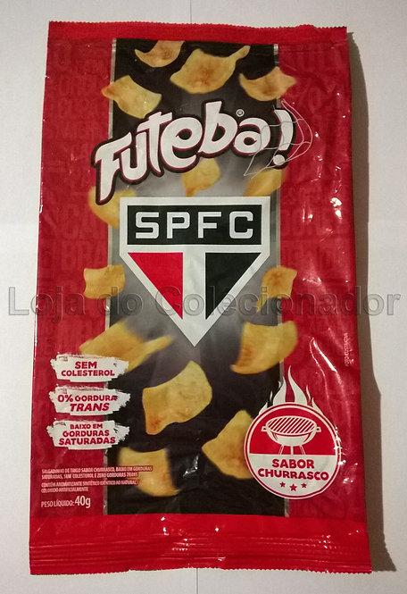 Embalagem Vazia - Futeba! - São Paulo - Times de Futebol - Coleção
