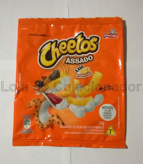 Embalagem Vazia - Cheetos 20g (Mini) - Coleção