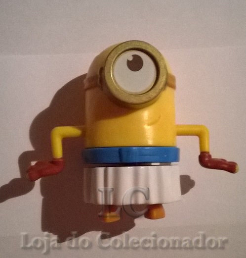 Minion - Brinde do McDonalds