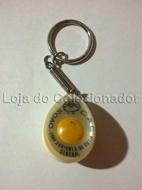 Chaveiro Antigo - Ovo - Cooperativa Agrícola de Cotia