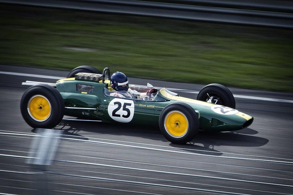 Fórmula 1 - Antiga