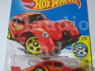Carrinho Volkswagen Kafer Racer - Hot Wheels