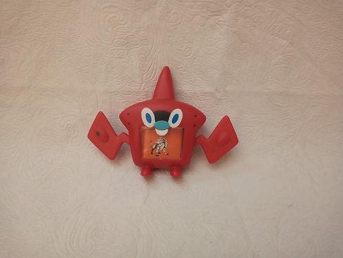 Pokémon Vermelho - brinde do McDonalds