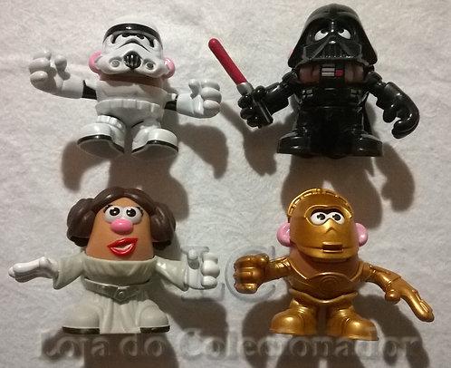 Coleção Senhor Cabeça de Batata - Star Wars - Hasbro