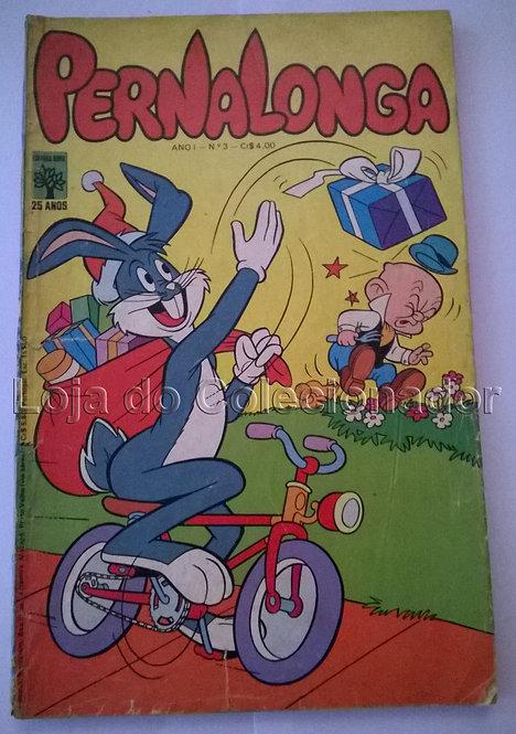 Gibi - Pernalonga - Número 3 - 1975 - Ano I