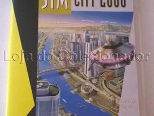 Jogo de Computador – Sim City 2000