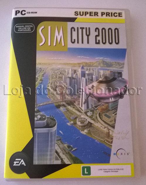 Jogo De Computador - Sim City 2000 - 1994/1995