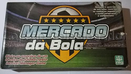 Jogo de Tabuleiro - Mercado da Bola (2008) - Nig Brinquedos