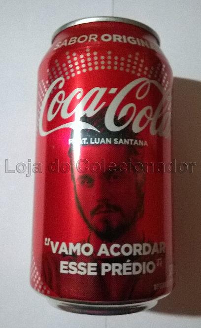 Lata Vazia - Coca Cola - Luan Santana - Coleção