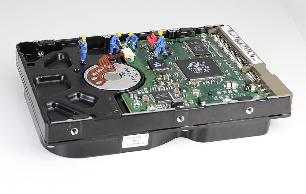 HD de um Computador