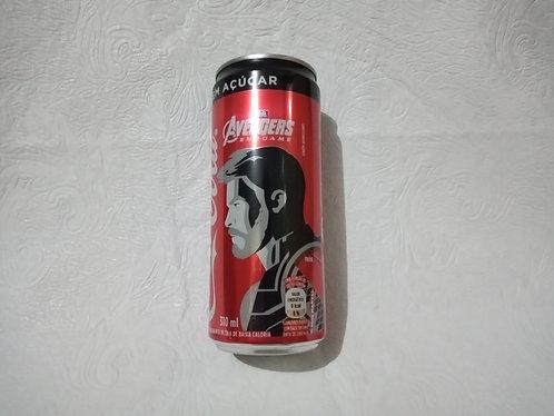 Latinha Coca-Cola Colecionável Thor - Vingadores