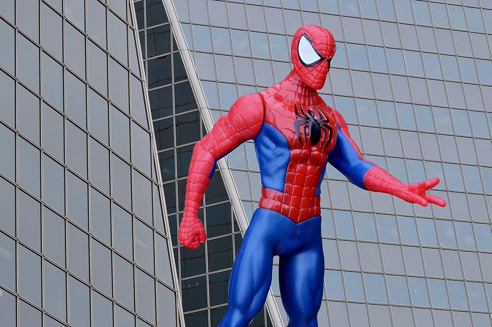 Jogo Marvel's Spider Man do Playstation 4