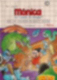 Mônica no Castelo do Dragão - Master System