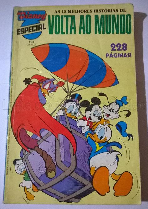 Gibi - Disney Especial - Volta o Mundo - Almanaque