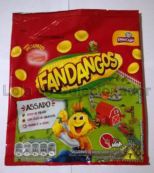 Embalagem Vazia - Fandangos 22g (Mini) - Coleção