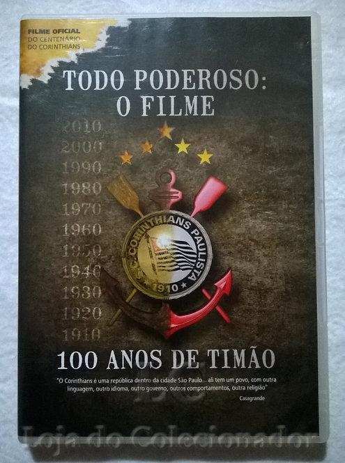 DVD - Todo Poderoso Timão