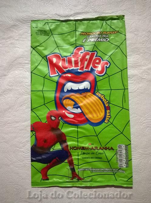 Embalagem - Homem-Aranha de volta pra casa - Cebola e salsa - coleção