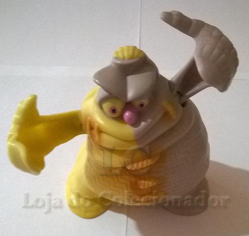 Boneco - Brinquedo Antigo Articulado
