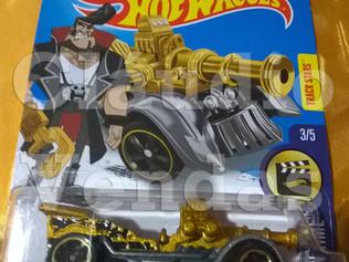 Grease Rod - Hot Wheels