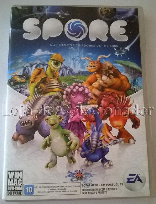 Jogo De Computador Spore - 2008 (Original)