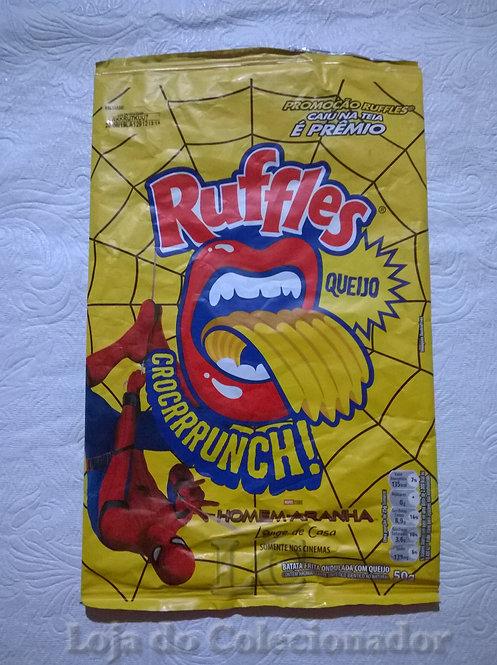 Embalagem - Homem-Aranha de volta pra casa - Queijo - coleção