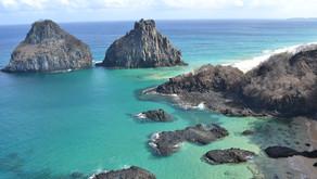 O arquipélago de Fernando de Noronha
