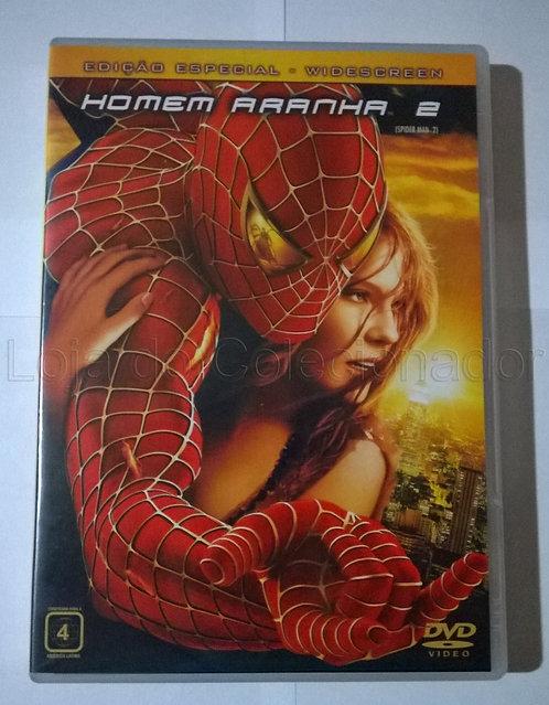 DVD Homem Aranha 2 - Original - Com 2 DVDs