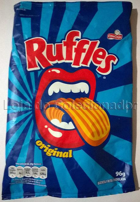 Embalagem Ruffles - Original - Vazia - 2018