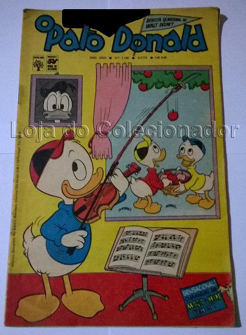 Gibi O Pato Donald - Número 1.130 - 1973