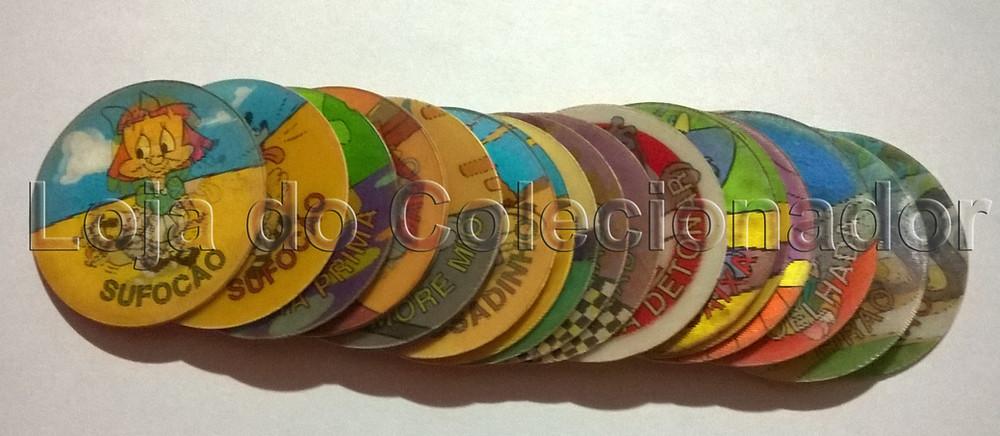 Loja do Colecionador -Tazos Tiny Toon - Elma Chips - 1997