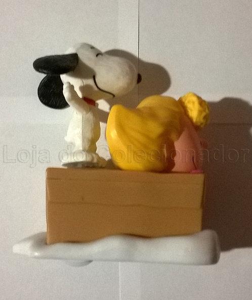 Brinde do McDonalds - Snoopy