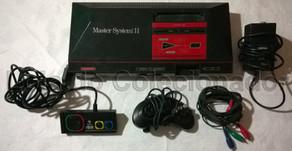 Videogame Master System II - com Alex Kidd na Memória