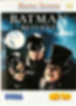 Batman Returns - Master System