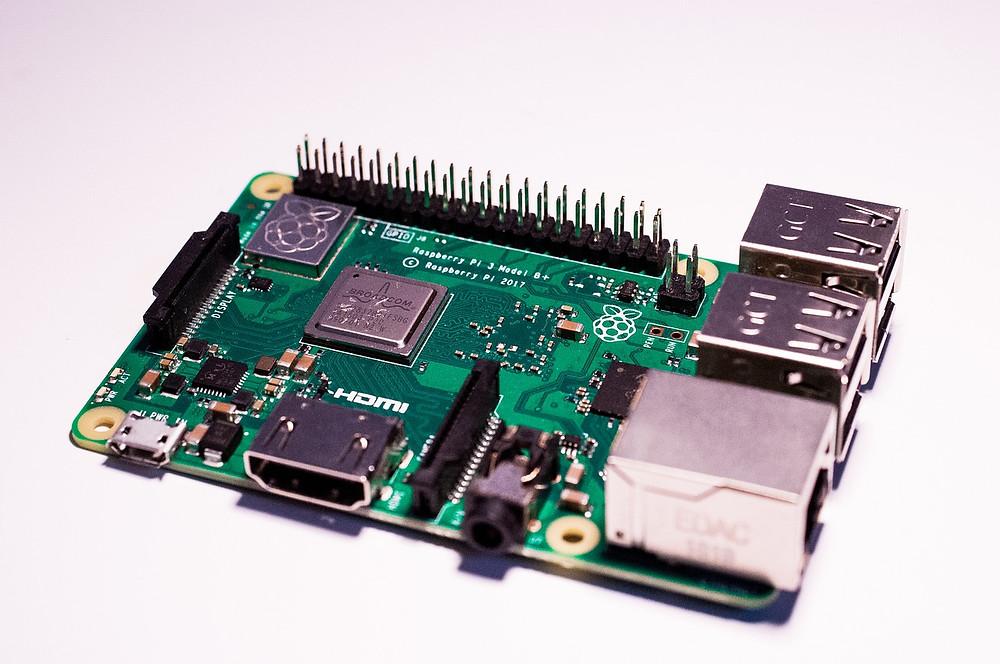 Computador Raspberry Pi