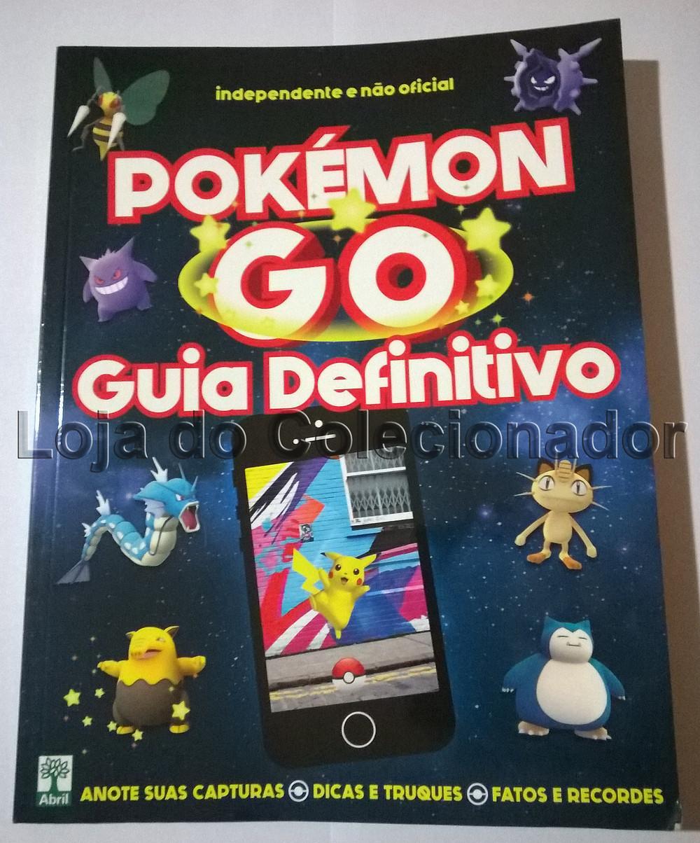 Livro Pokemón Go - Guia Definitivo