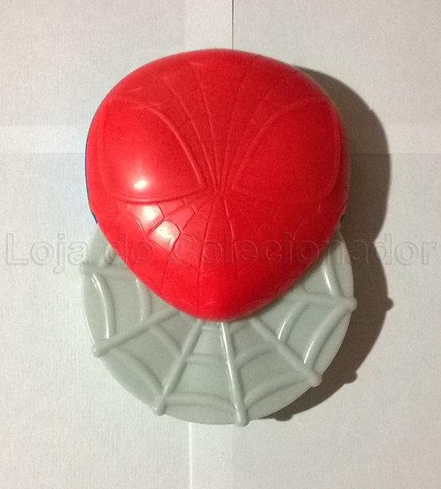 Brinquedo de Plástico - Homem Aranha Giratório