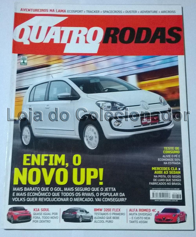 Revista Quatro Rodas - Número 653 - Fevereiro de 2014