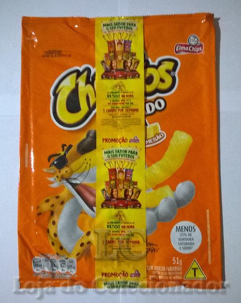Embalagem Cheetos Promocional - Vazia
