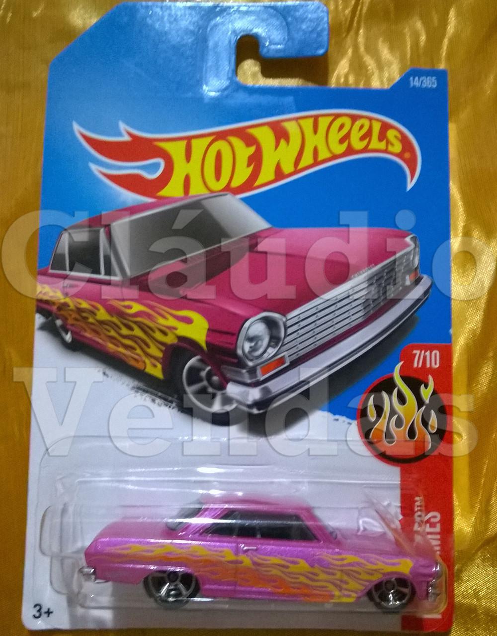 Loja do Colecionador - 63 Chevy II