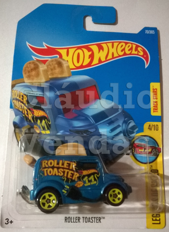 Loja do Colecionador - Roller Toaster
