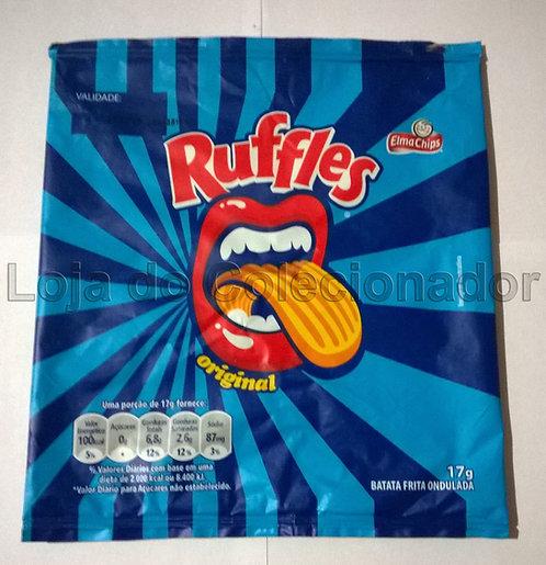 Embalagem Vazia - Batata Ruffles 17g (Mini) - Coleção