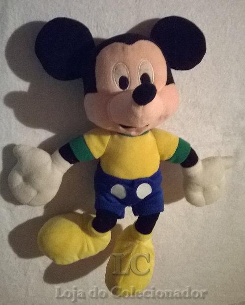 Pelúcia - Mickey Mouse - Nestlé Copa do Mundo