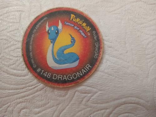 Tazo Dragonair - Pokémon - Número 44