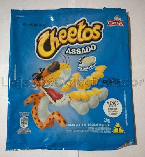 Embalagem Vazia - Cheetos Requeijão 20g (Mini) - Coleção