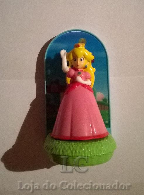 Princesa Peach - Brinde do McDonalds