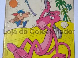 Gibi – A Pantera Cor de Rosa – Número 11 – 1976